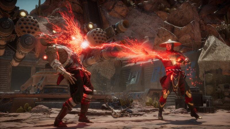 Mortal Kombat 11 - Image - Afbeelding 1