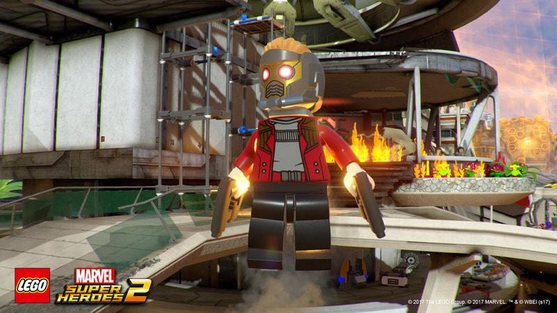 LEGO Marvel Super Heroes 2 - Image - Image 2