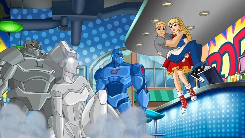 DC SUPER HERO GIRLS: INTERGALACTIC GAMES - Image - Image 1