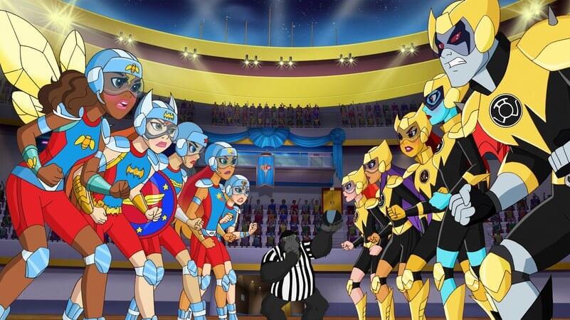 DC SUPER HERO GIRLS: INTERGALACTIC GAMES - Image - Image 3