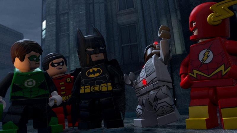 Lego Batman: The Movie - DC Super Heroes Unite - Image - Afbeelding 1