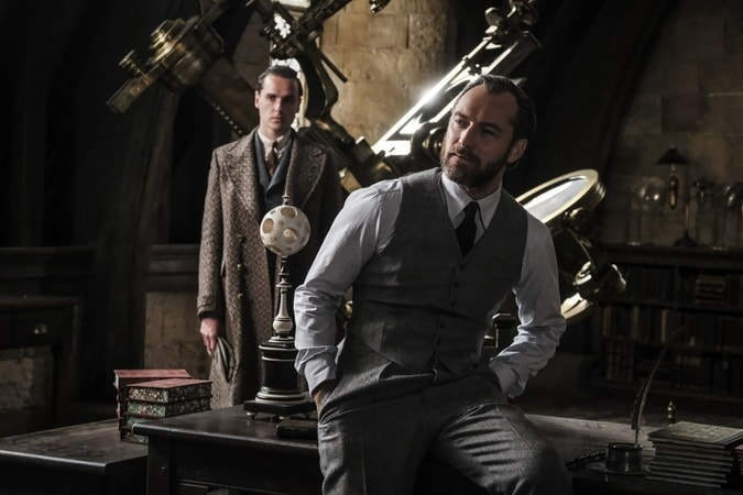 Fantastic Beasts: The Crimes Of Grindelwald - Image - Afbeelding 1