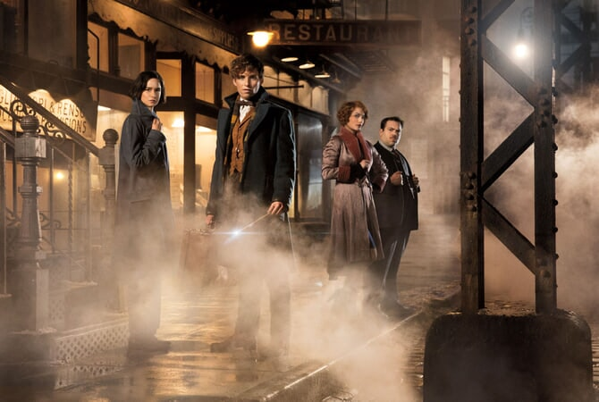 Fantastic Beasts and Where to Find Them - Image - Afbeelding 1