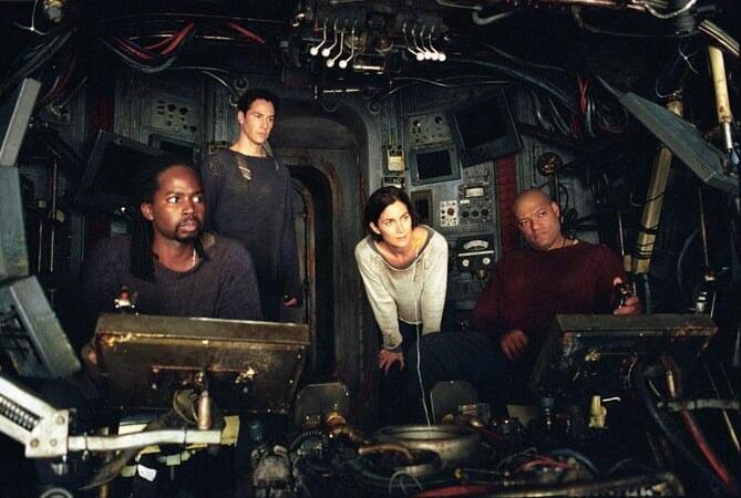 The Matrix Trilogy, The Matrix Reloaded - Image - Afbeelding 4