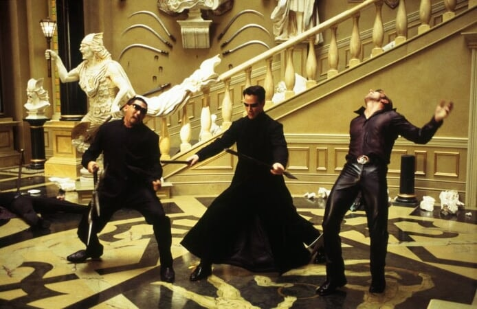 The Matrix Trilogy, The Matrix Reloaded - Image - Afbeelding 3