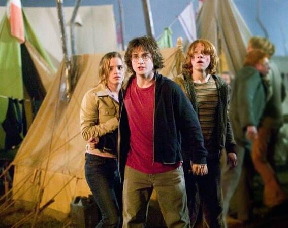 Harry Potter 4 : en de Vuurbeker - Image - Afbeelding 1