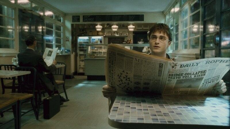 Harry Potter 6: et le Prince de Sang Mêlé - Image - Image 1