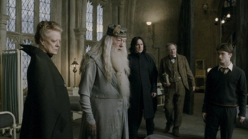Harry Potter 6: et le Prince de Sang Mêlé - Image - Image 53