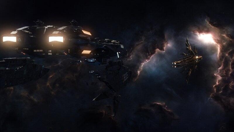 Jupiter: Le destin de l'univers - Image - Image 37