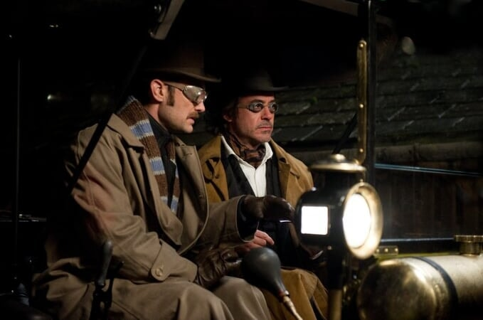 Sherlock Holmes 2: A Game of Shadows / Jeu d'Ombres - Image - Afbeelding 22