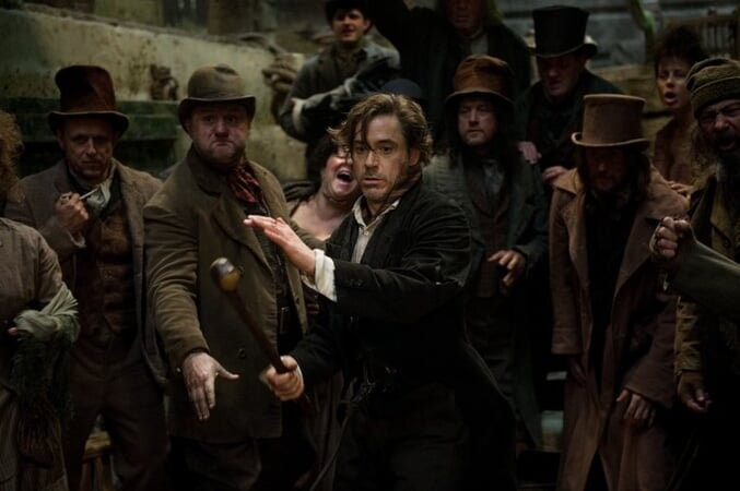 Sherlock Holmes 2: A Game of Shadows / Jeu d'Ombres - Image - Afbeelding 9