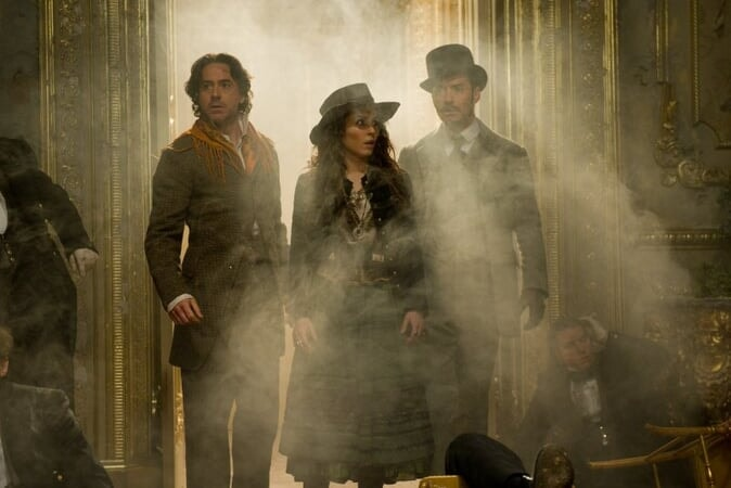 Sherlock Holmes 2: A Game of Shadows / Jeu d'Ombres - Image - Afbeelding 12
