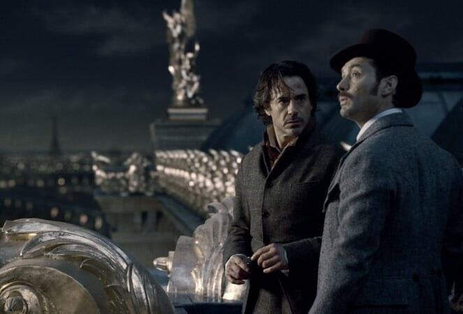 Sherlock Holmes 2: A Game of Shadows / Jeu d'Ombres - Image - Afbeelding 20