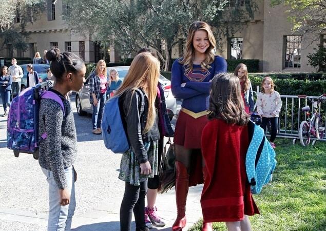 Supergirl - Saison 1 - Image - Image 5