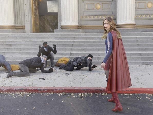 Supergirl - Saison 1 - Image - Image 1