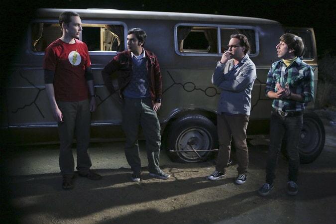 Big Bang Theory: Seizoen 9 - Image - Afbeelding 2