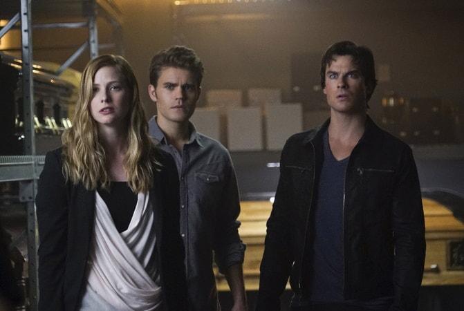 Vampire Diaries: Seizoen 7 - Image - Afbeelding 1