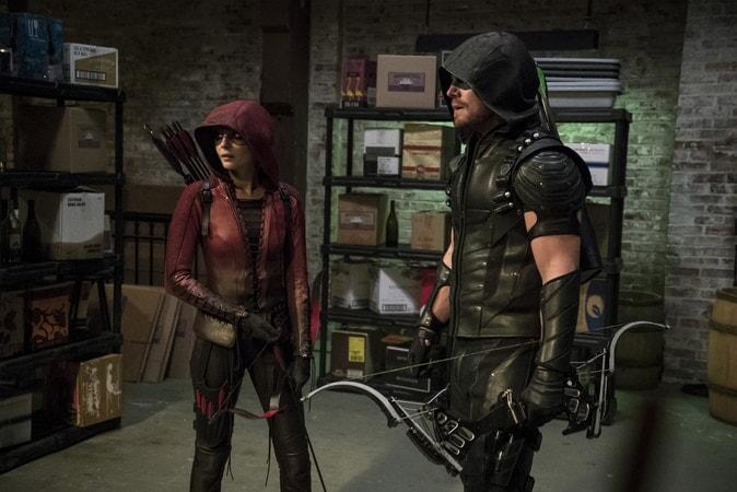 Arrow: SAISON 4 - Image - Image 3