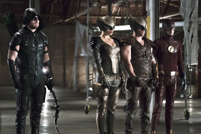 Arrow: SAISON 4 - Image - Image 5