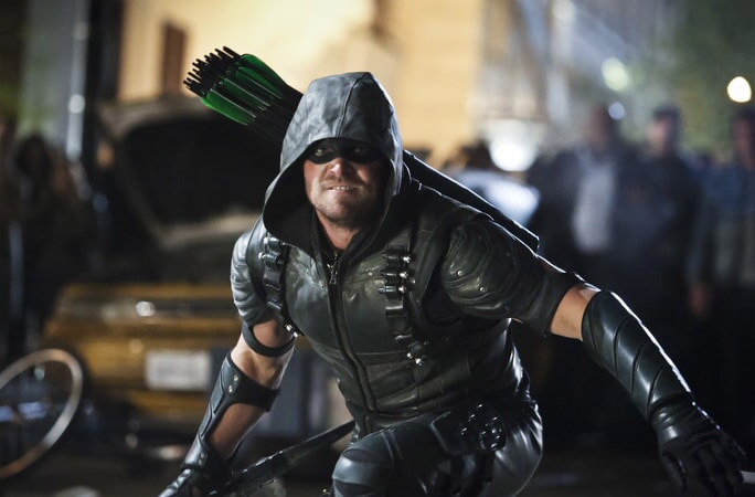 Arrow: SAISON 4 - Image - Image 2