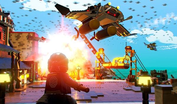 LEGO Ninjago Movie Videogame - Image - Afbeelding 1