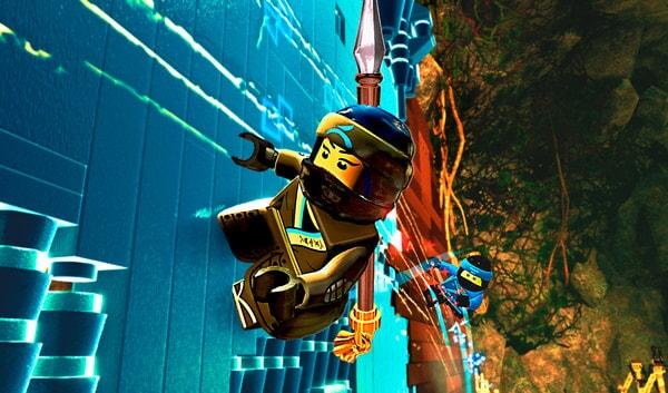 LEGO Ninjago Movie Videogame - Image - Afbeelding 3