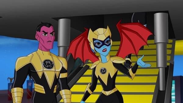 DC SUPER HERO GIRLS: INTERGALACTIC GAMES - Image - Image 5