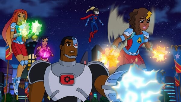 DC SUPER HERO GIRLS: INTERGALACTIC GAMES - Image - Image 6