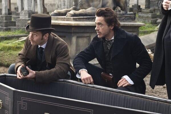 Sherlock Holmes - Image - Afbeelding 16