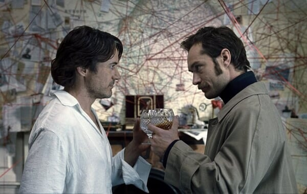 Sherlock Holmes 2: A Game of Shadows / Jeu d'Ombres - Image - Afbeelding 13