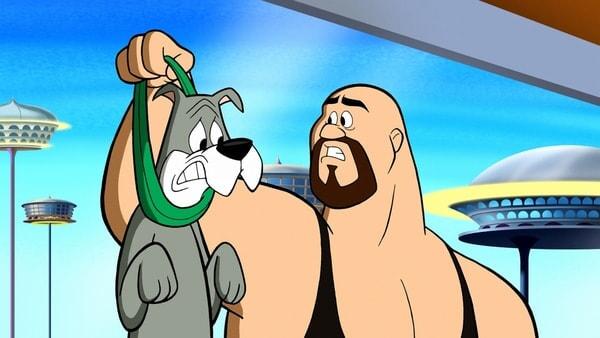 Jetsons & WWE: Robo-Wrestlemania - Image - Afbeelding 1