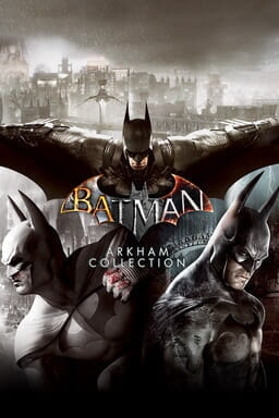 Batman Arkham Collection - Illustration