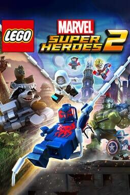 LEGO Marvel Super Heroes 2 - Key Art