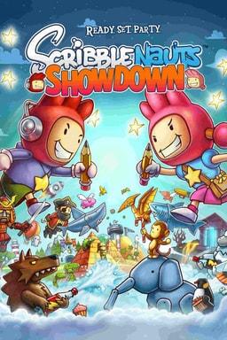 Scribblenauts Showdown - Illustration