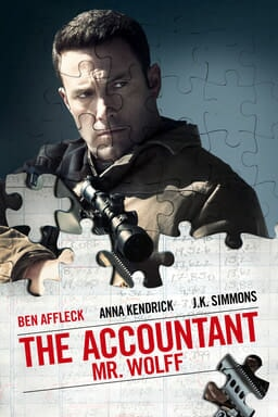 The Accountant - Illustration