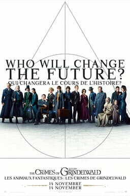 Fantastic Beasts: The Crimes Of Grindelwald - Key Art