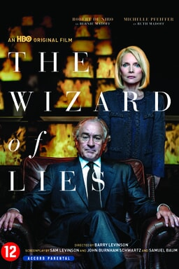 WIZARD OF LIES, THE - Key Art