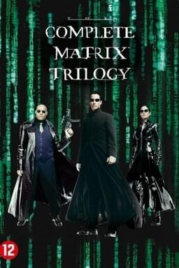The Matrix Trilogy, The Matrix Reloaded - Key Art
