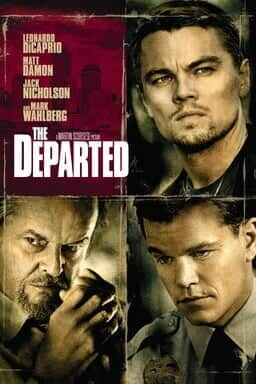Departed, The - Key Art