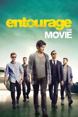 Entourage - Key Art