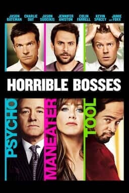 Horrible Bosses / Comment Tuer Son Boss - Key Art