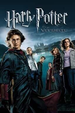 Harry Potter 4 : en de Vuurbeker - Key Art