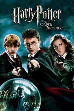Harry Potter 5 : en de Orde van de Feniks - Key Art