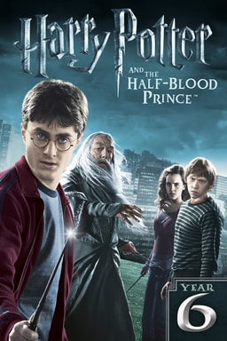 Harry Potter 6 : en de Halfbloed Prins  - Key Art