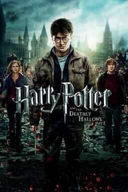 Harry Potter 7 deel 2 : en de Relieken van de Dood - Key Art