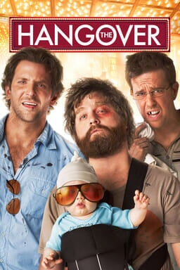 The Hangover - Key Art