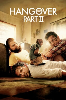 Hangover 2, The / Very Bad Trip 2 - Key Art