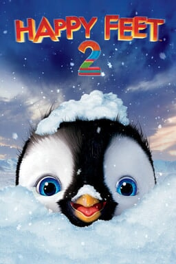 Happy Feet 2 - Key Art