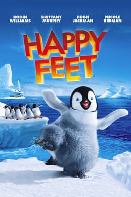 Happy Feet - Illustration