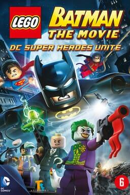 Lego Batman: The Movie - DC Super Heroes Unite - Illustration